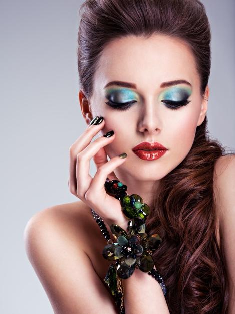 olive skin tone makeup